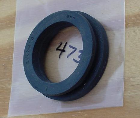 Filler Neck gasket NEW Dart Cuda 63 64 65 66