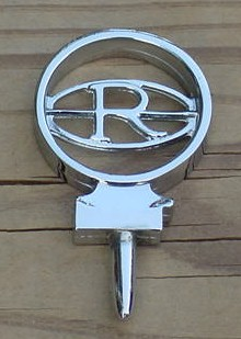 64 65 Buick Riviera Hood ornament NEW
