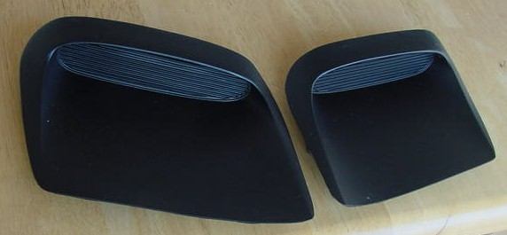 67 68 69 Firebird 400 Hood Scoops NEW