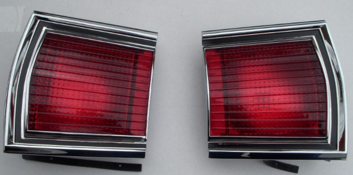 67 Dodge Dart Tail Lights PAIR NEW