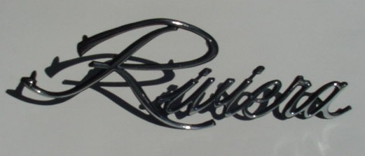 71 72 73 Riviera fender emblem NEW