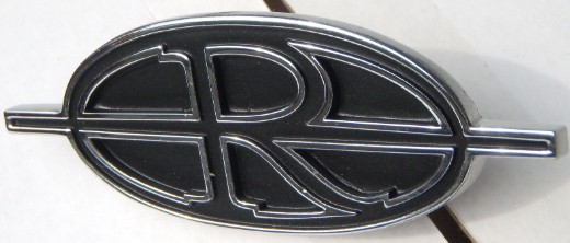 71 72 Buick Riviera Grille Emblem NEW