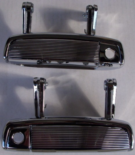 60-64 Door Handles Chrysler Dodge Plymouth NEW