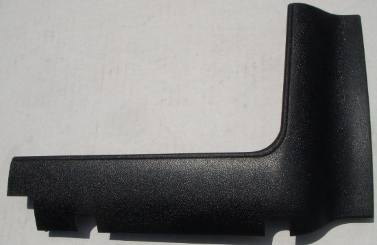 70-74 Challenger Cuda Right Lower Dash Trim Molding NEW