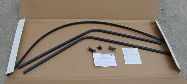 NEW Rear window trim 68 69 70 Coronet 500 Super Be